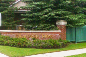 Kortright Mews - 60 Ptarmigan Drive