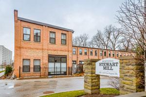 Stewart Mill Lofts | 60 Cardigan St. Guelph ON