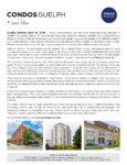 Condos Guelph Press Release